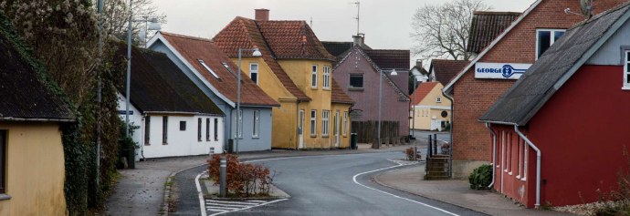 Højby Hovedgade (Foto: Claus Starup)