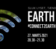 Banner for Earth Hour 2021